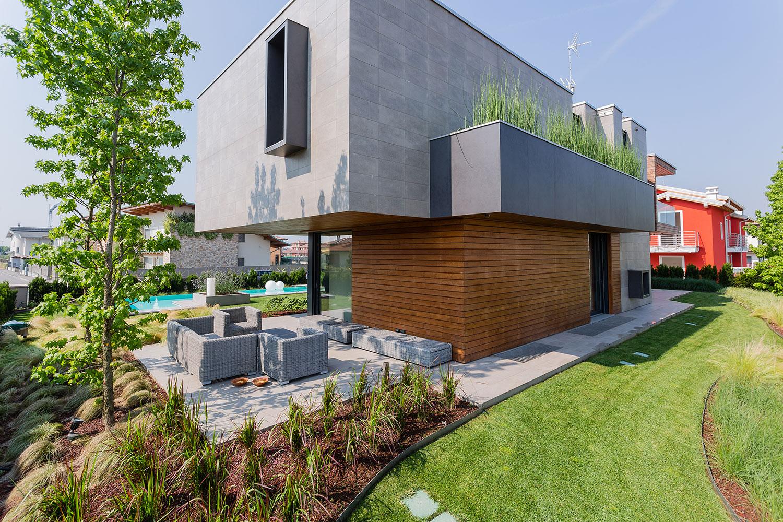 Scopri il Giardino in Stile Italiano Moderno